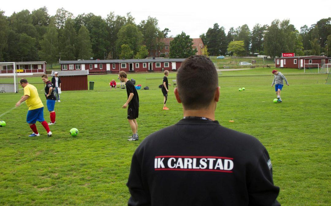 IK Carlstad: Föreningen som brinner  i motvind
