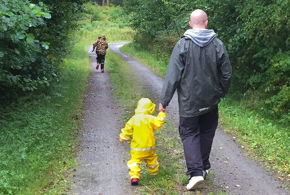 Connys vecka: Jag ville inte bli någons vårdare