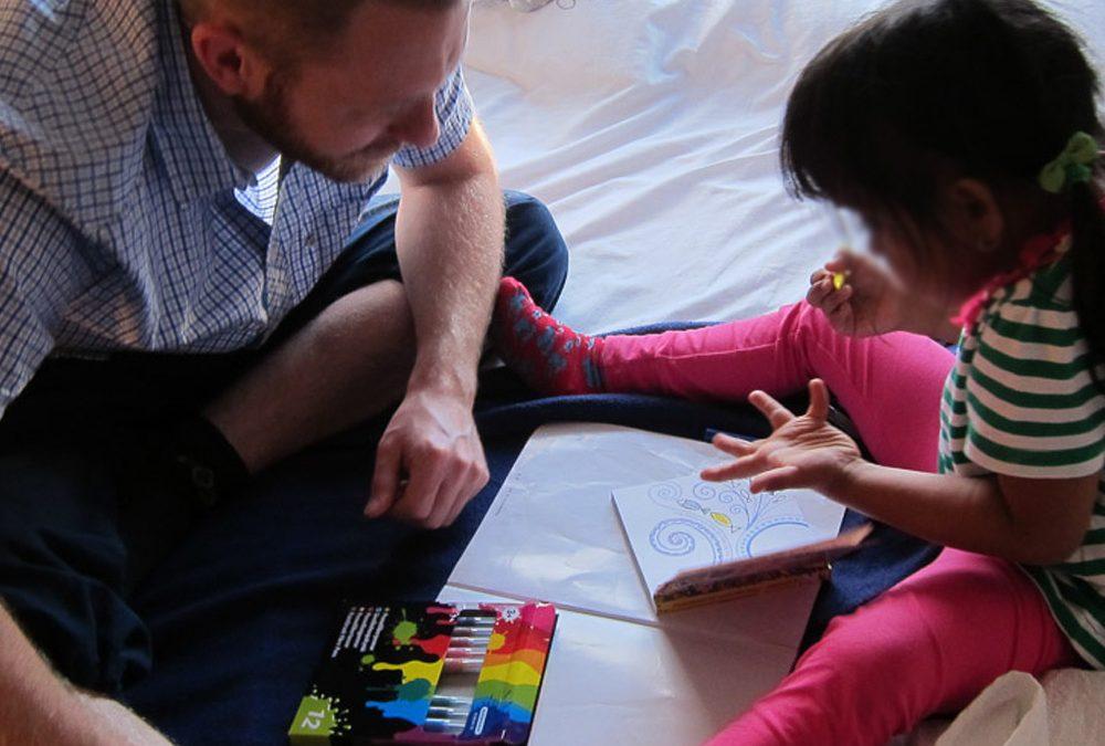 Connys vecka: Vår gemensamma språkresa