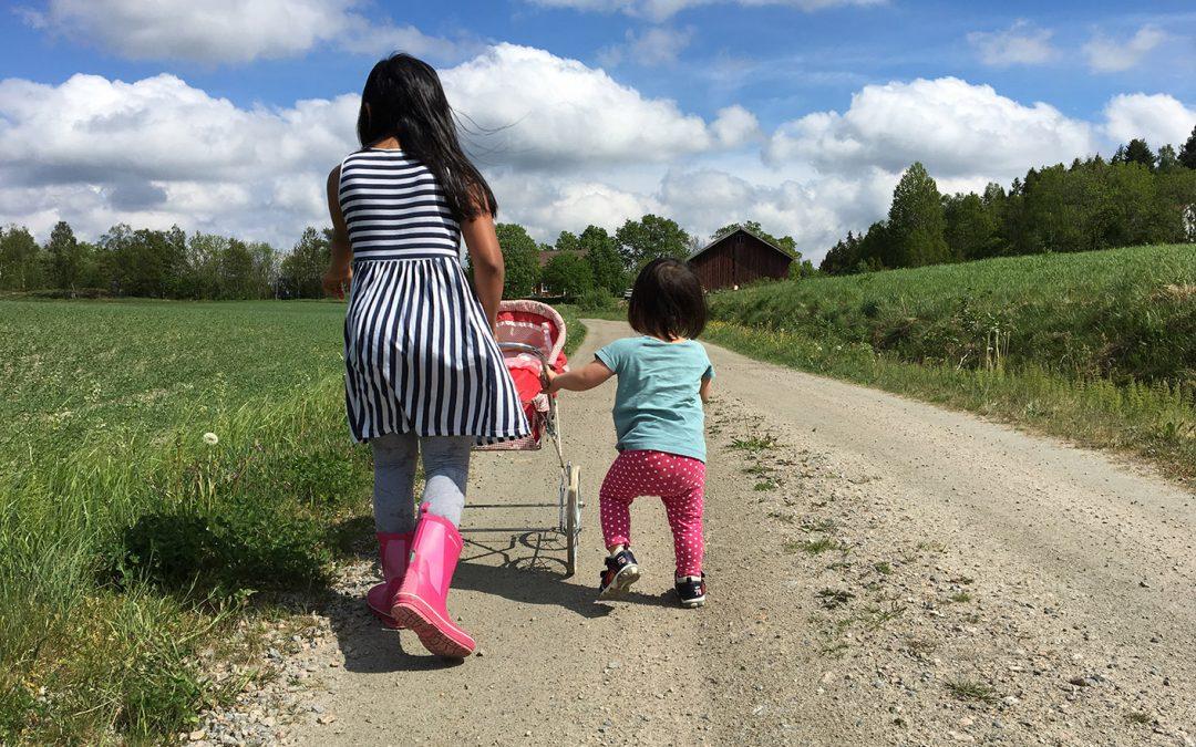 Connys vecka: Adoptera ett dövt syskon
