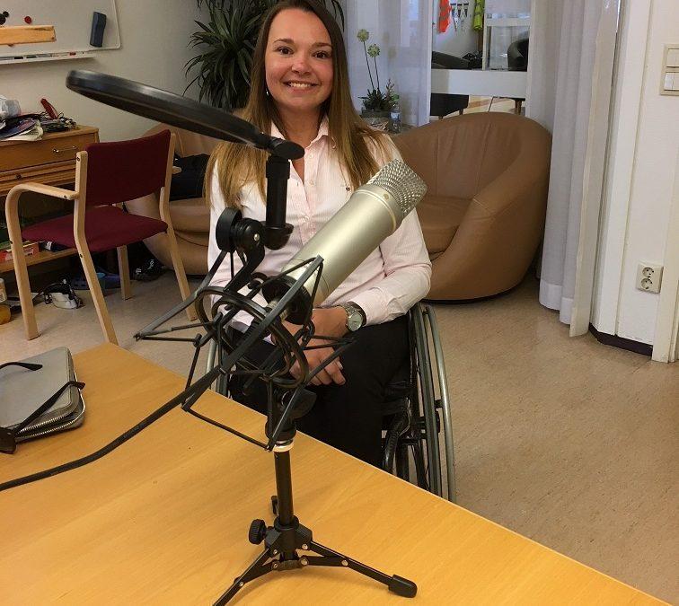 Nytt avsnitt av Parasport Värmland-podden