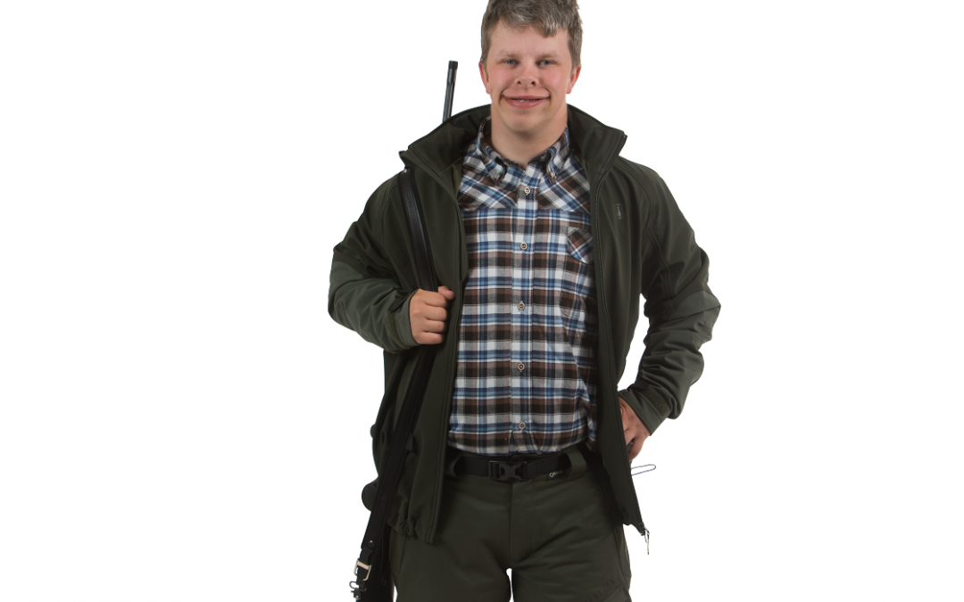 Jens Eriksson är Storjägarn från Täxan