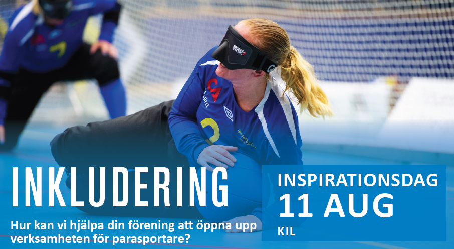 Inspirationsdag med INAS-fotboll