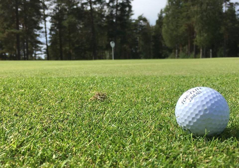 Påminnelse inför prova-på-dag på Hammarö Golfklubb