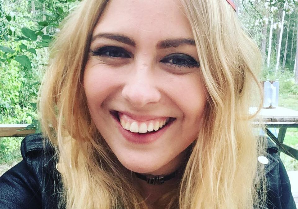 Ny krönikör på Funkisliv: Nicole Blomgren
