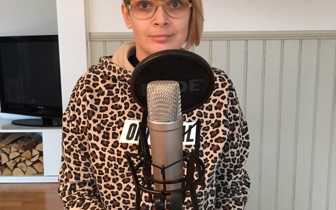 Nytt podcastavsnitt: Joanna Halvardsson