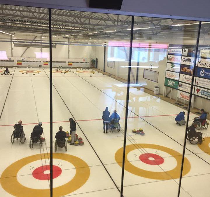 Prova-på-dag: Curling med Rullarnas