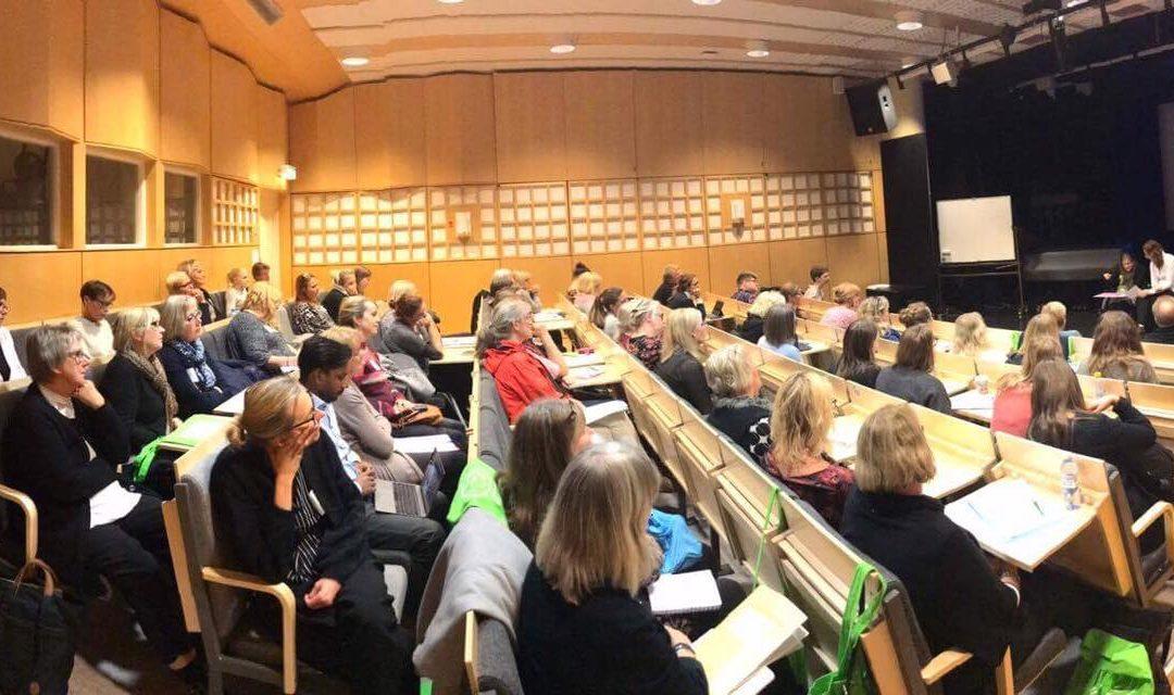 Inför TAKK-konferensen i Karlstad