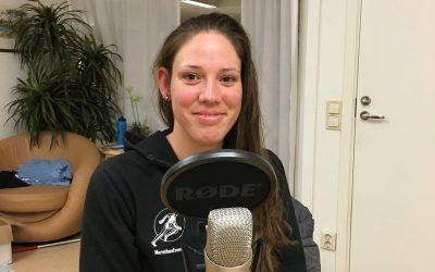 Emma Bertilsson gästar podcasten