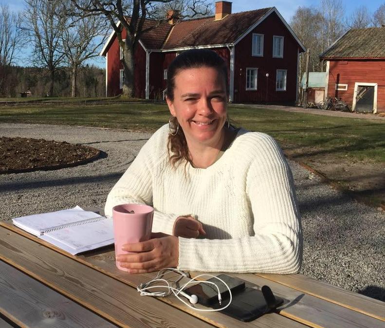 Inlägg av Jessica Rammin: Funderingar från kanten på en barnsäng