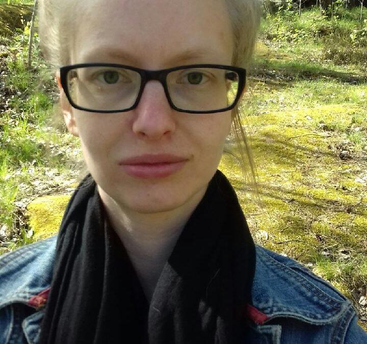 Krönika av Johanna Svenningsson: Paraplykvinnan – min ledstjärna i tunnelbanan