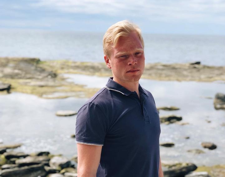 Podcast: Anton Blomberg satsar på Handigolf Tour
