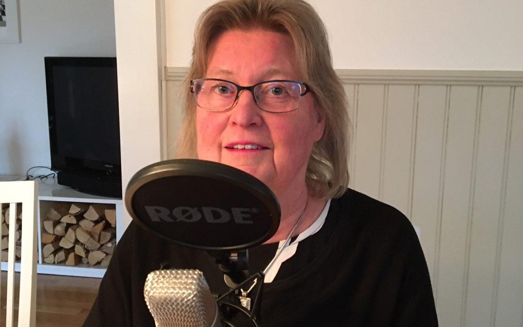 Podcast: Gunn Axelsson