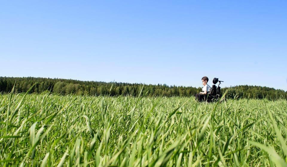 Krönika av Olle Elfgren: 10 för- och nackdelar med att vara handikappad som man inte tänker på