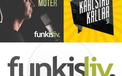 Funkisliv under Karlstad kallar-paraplyet